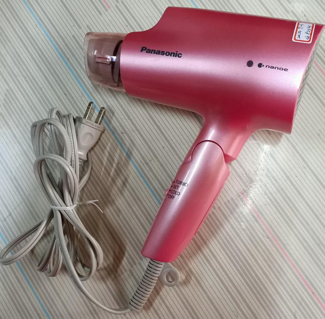 Panasonic EH-NA29 速乾 大風量 輕量 折疊 負離子 吹風機