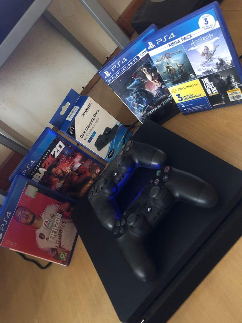 PLAYSTATION 4 PS4 SONY SLIM 1TB