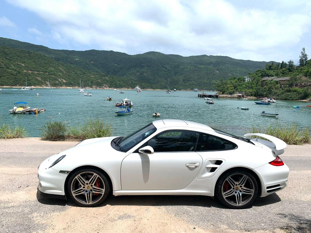 Porsche 911 997 Turbo Coupe Auto
