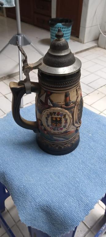 Pot Antik - Made in Germany