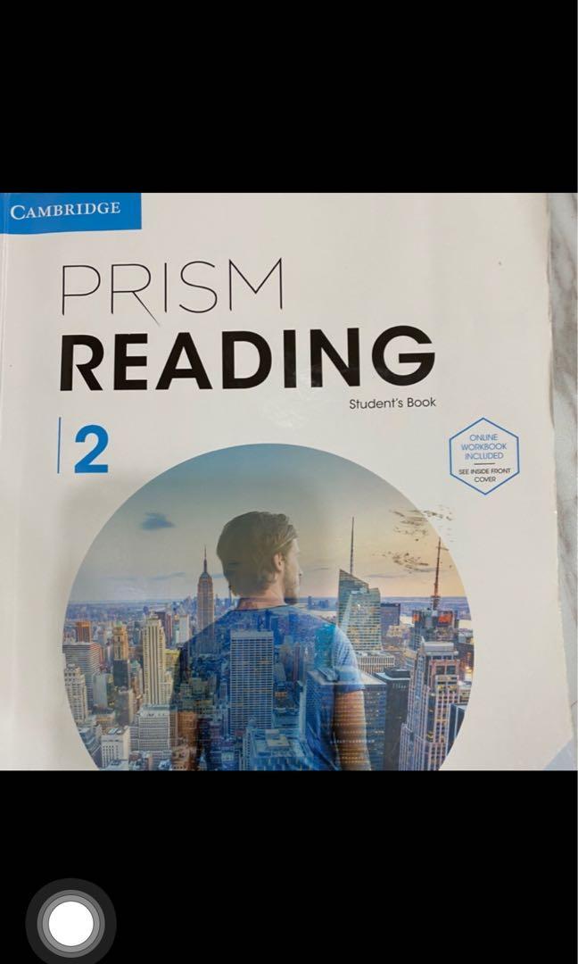 Prism Reading 2 二手書