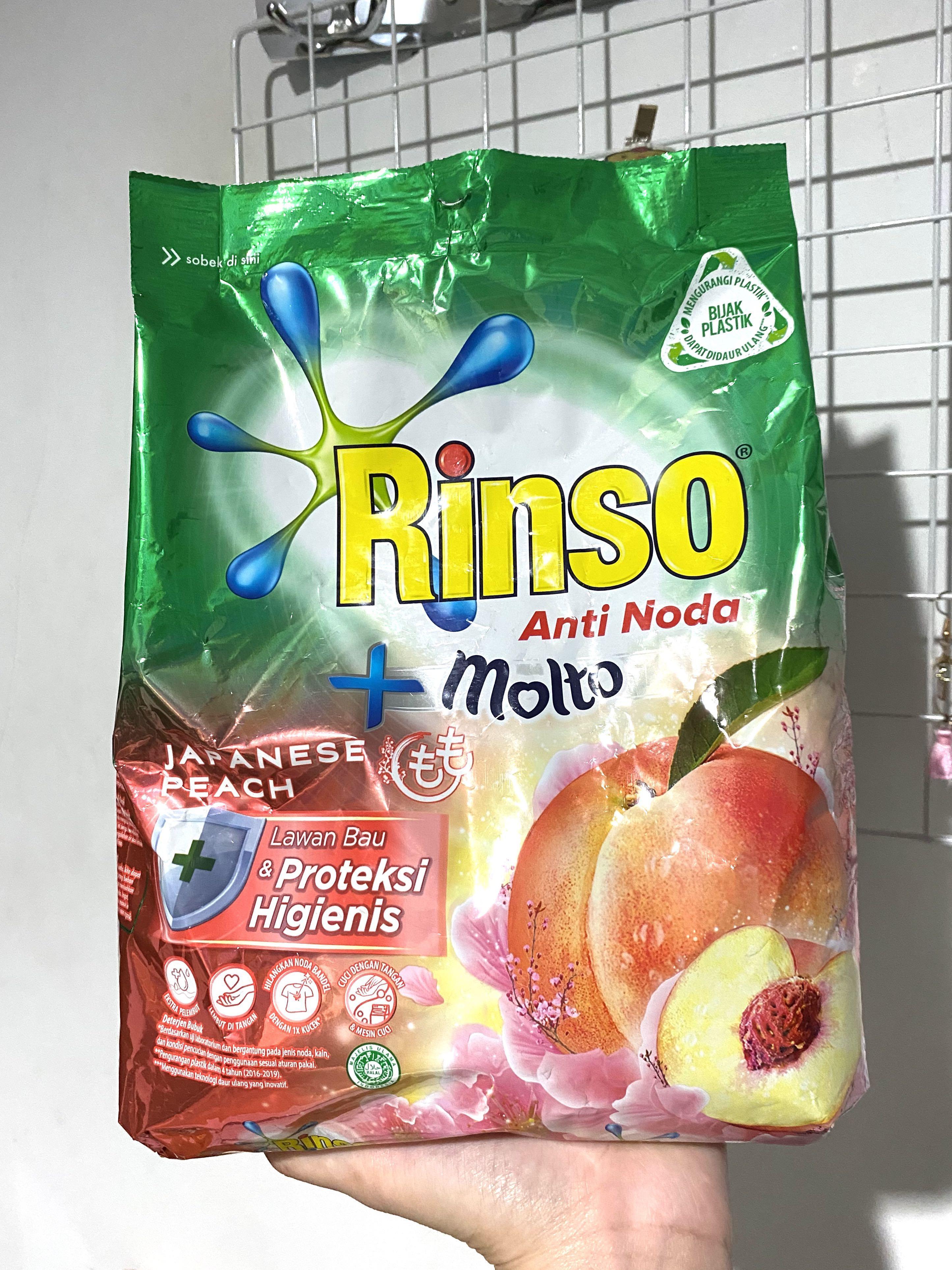 Rinso anti noda with Molto 770gr