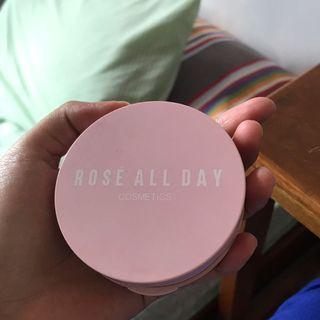 Rose All Day The Realest Lightweight Compact Powder