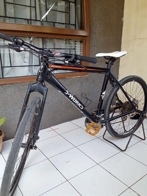 Sepeda MTB S-Works