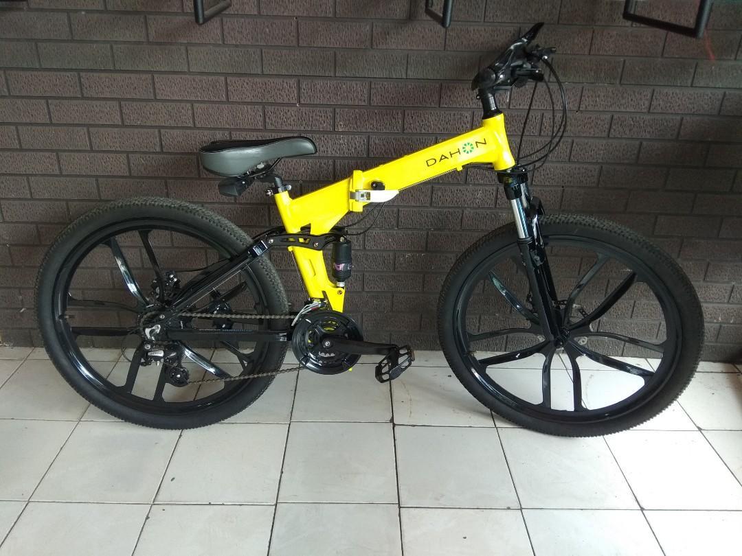 Sepeda sport jual cepat 4.7