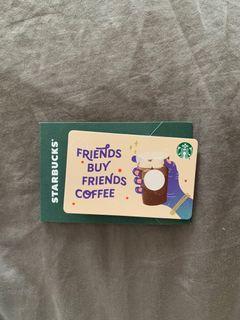 Starbucks $20 Gift Card