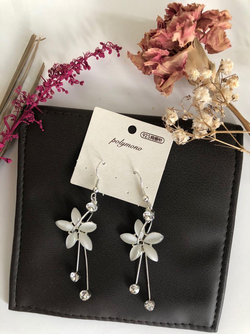 Sterling Silver Earrings - BRAND NEW