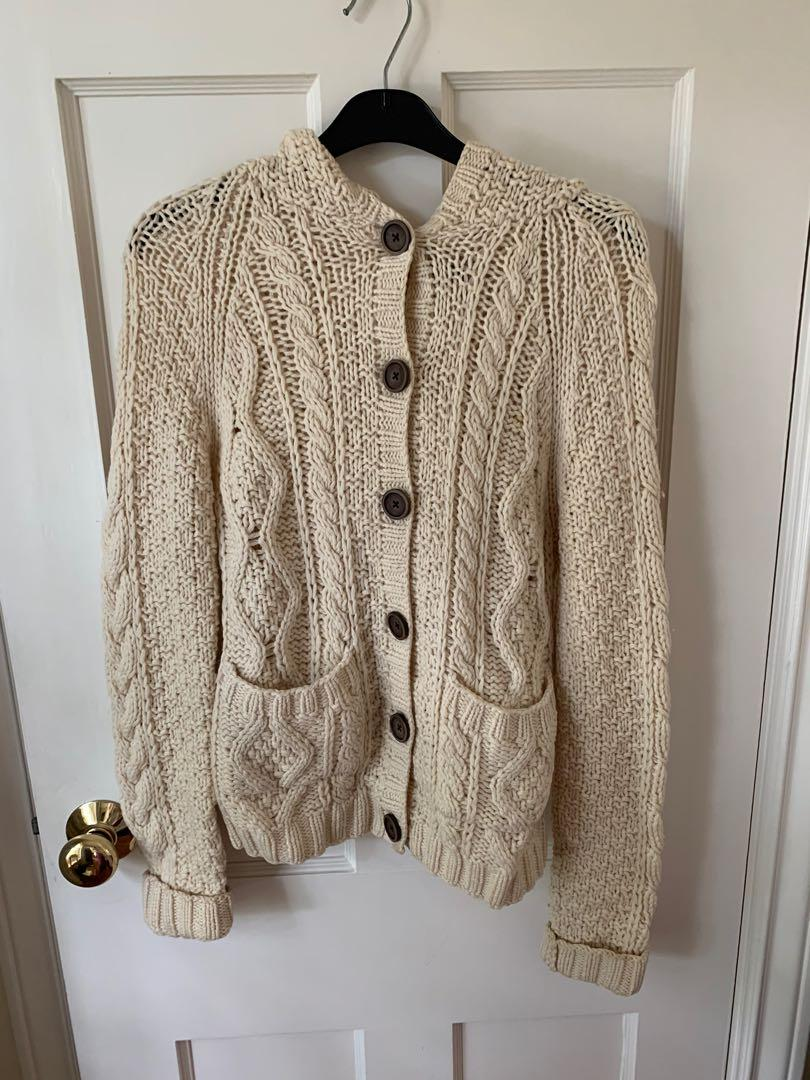 TnA lambswool sweater size small