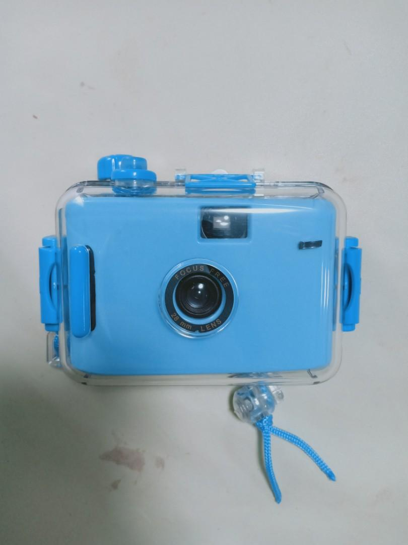Waterproof 35mm Camera