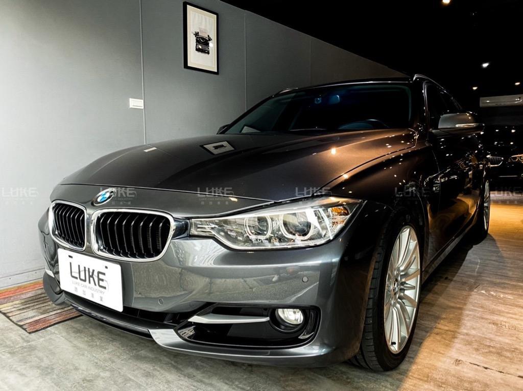 2014 BMW 320i Touring  旅行風潮 都會跑旅