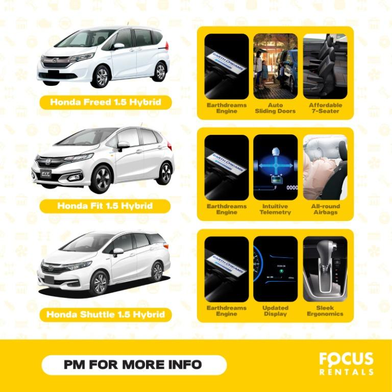 2019 Cars / PHV driver