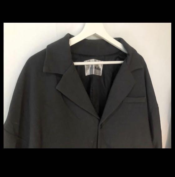 韓式大衣 當初買4000起跳 現在2000直接賣