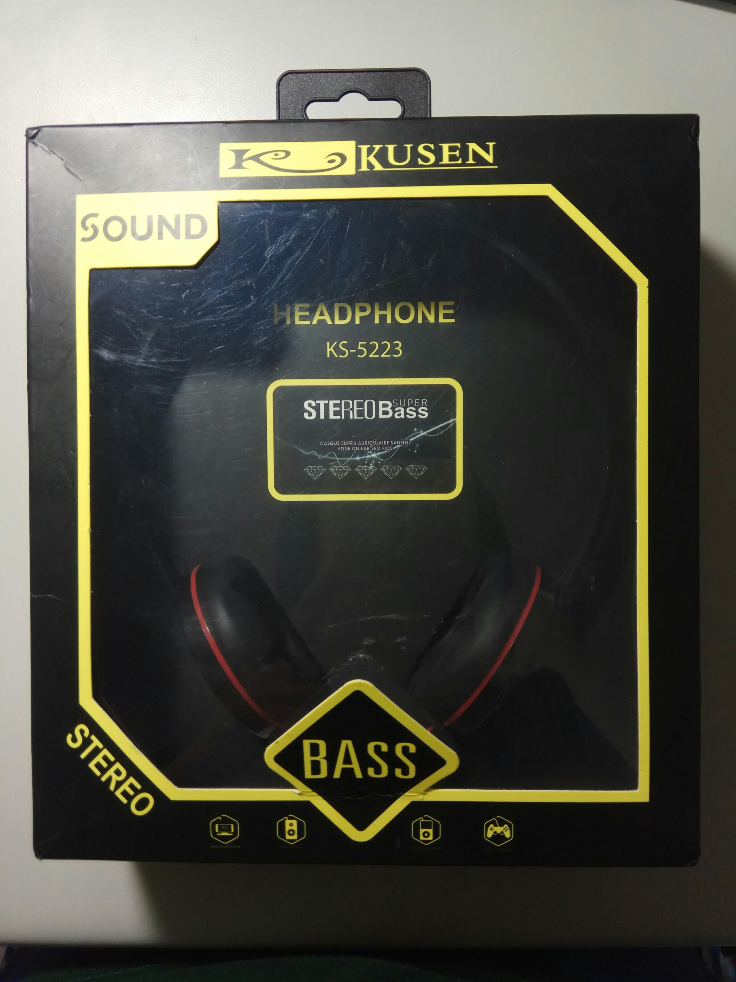 耳機 有線 Bass