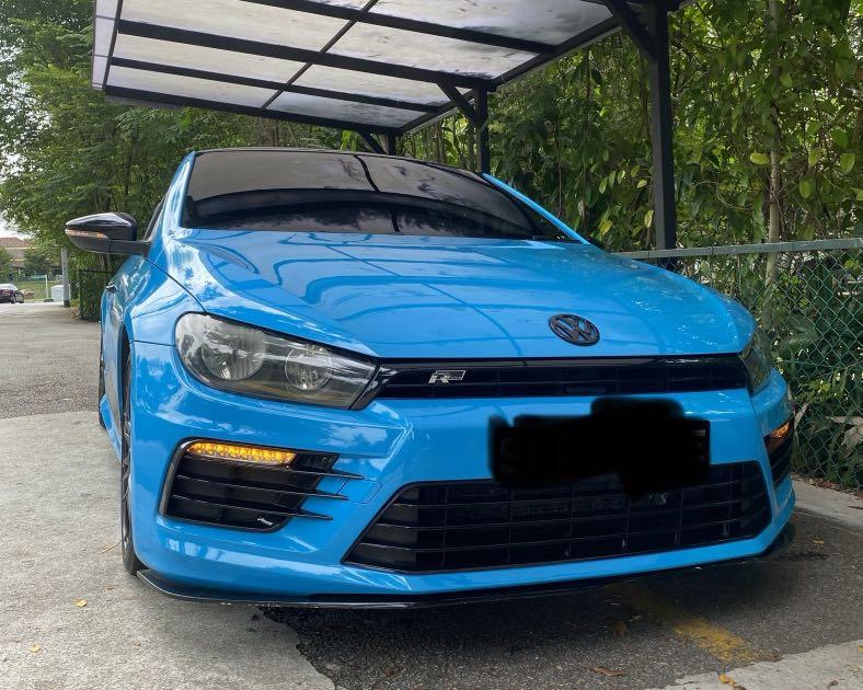 🔥 Stage 1+ VW Scirocco Rental