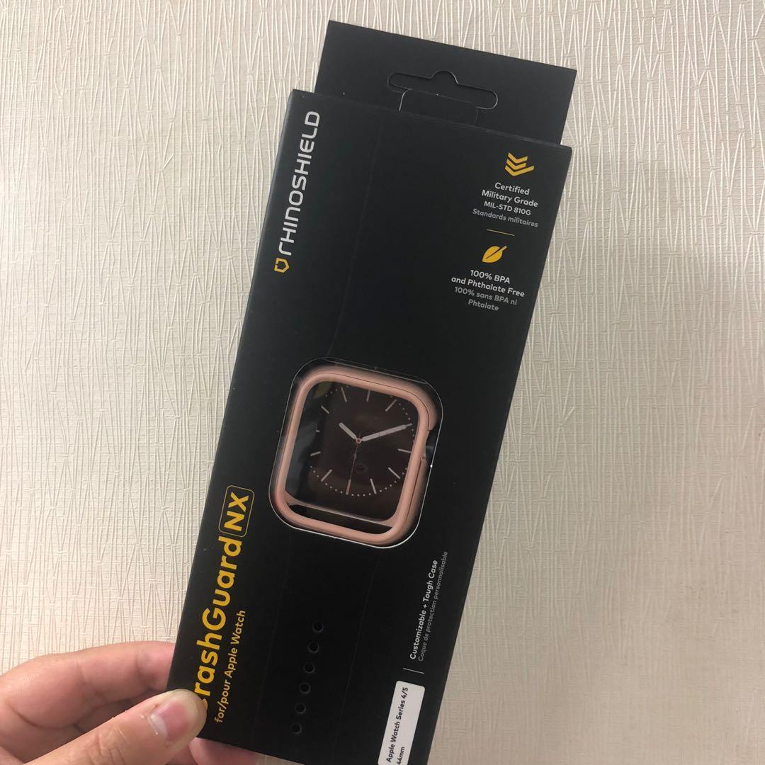 犀牛盾Apple watch4/5 44mm 保護殼