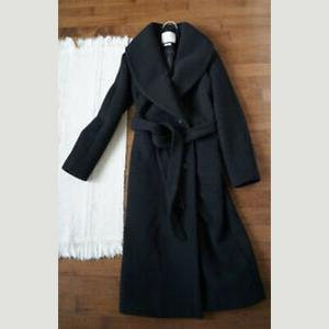 Aritzia Wilfred Marat long coat