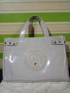Armani jelly handbag