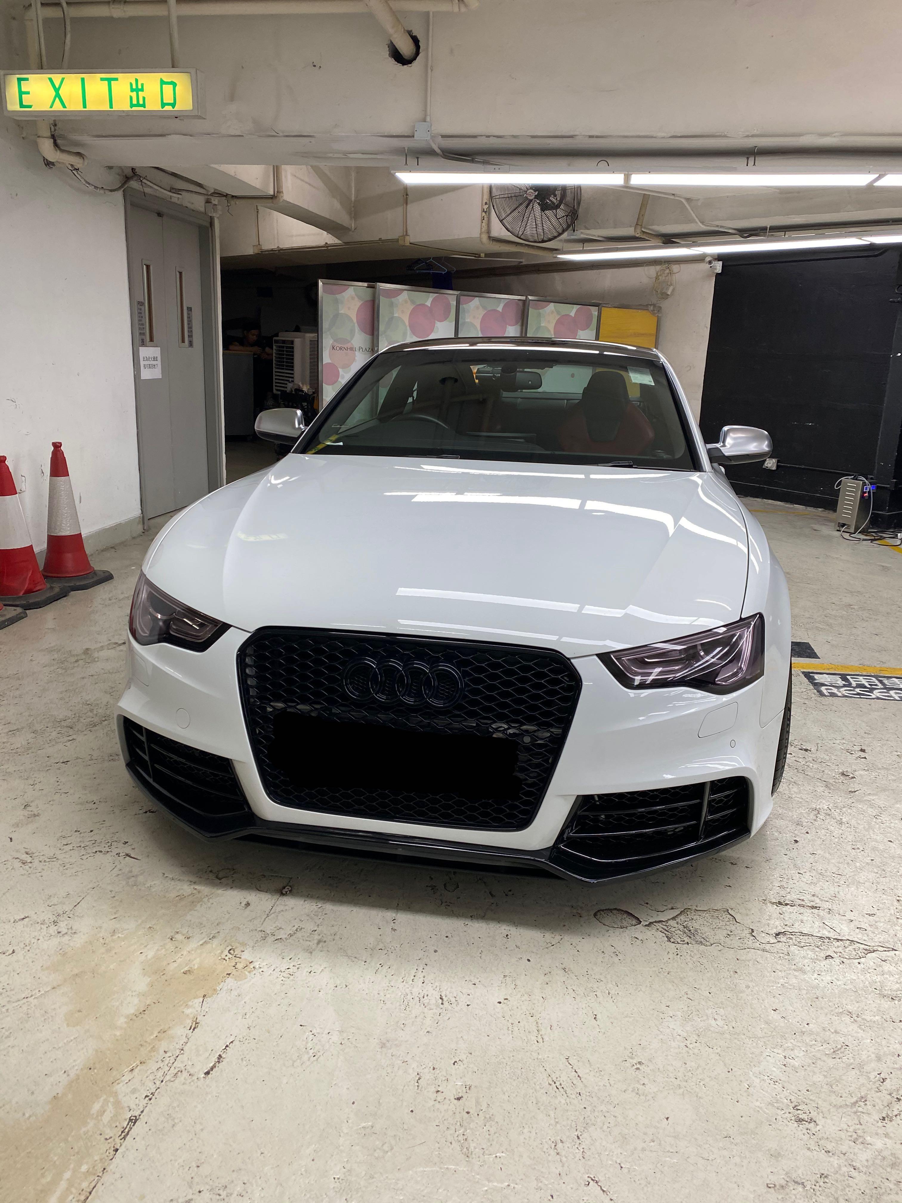 Audi S5 Coupe 3.0 TFSI quattro S tronic DSG (A)