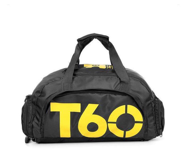 AusLuxe™ T60 Gym Sneaker Bag