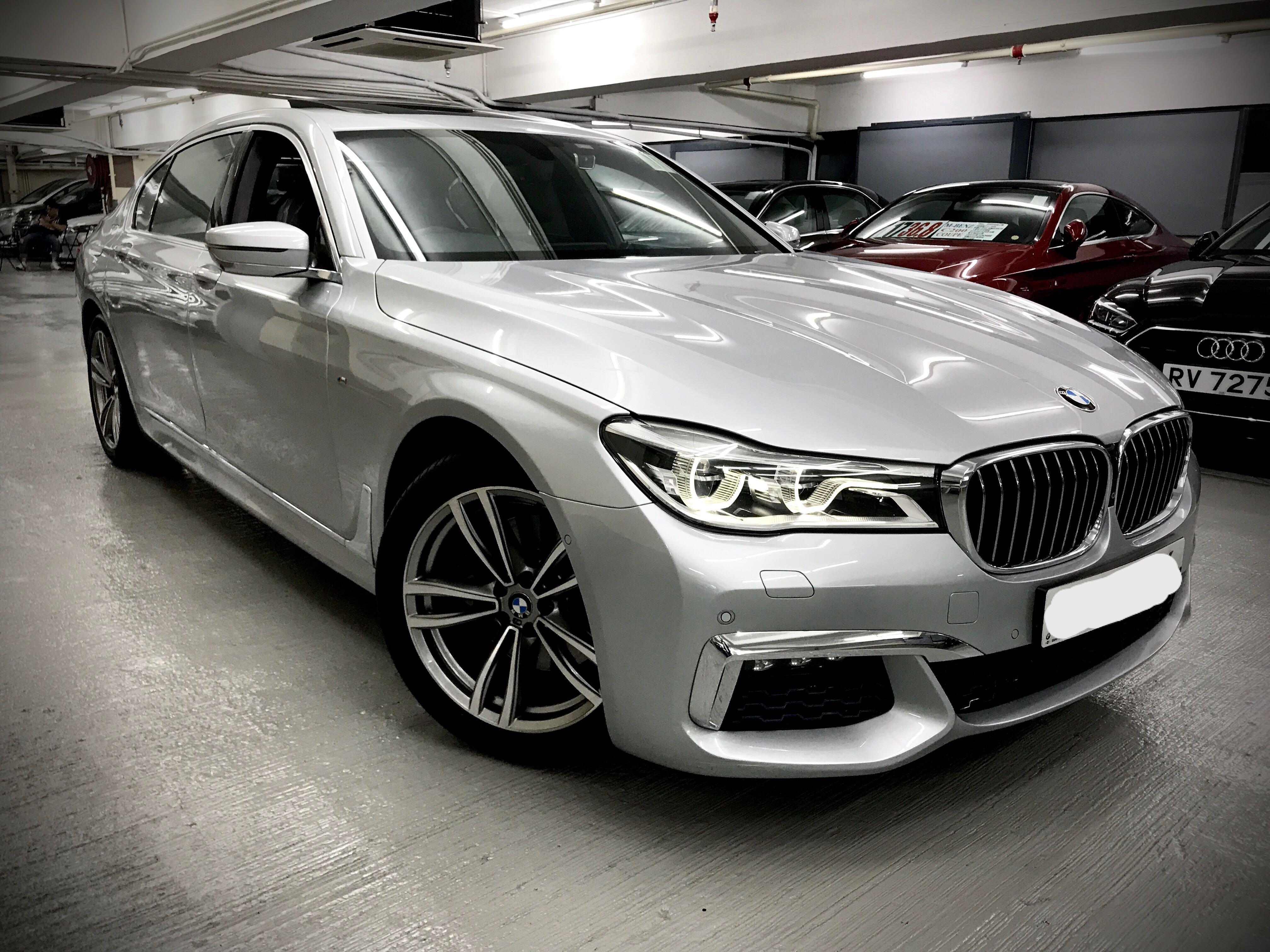 BMW 740Li M Sport Auto