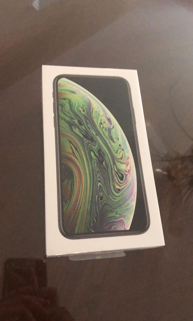 Brand new iPhone XS 64GB