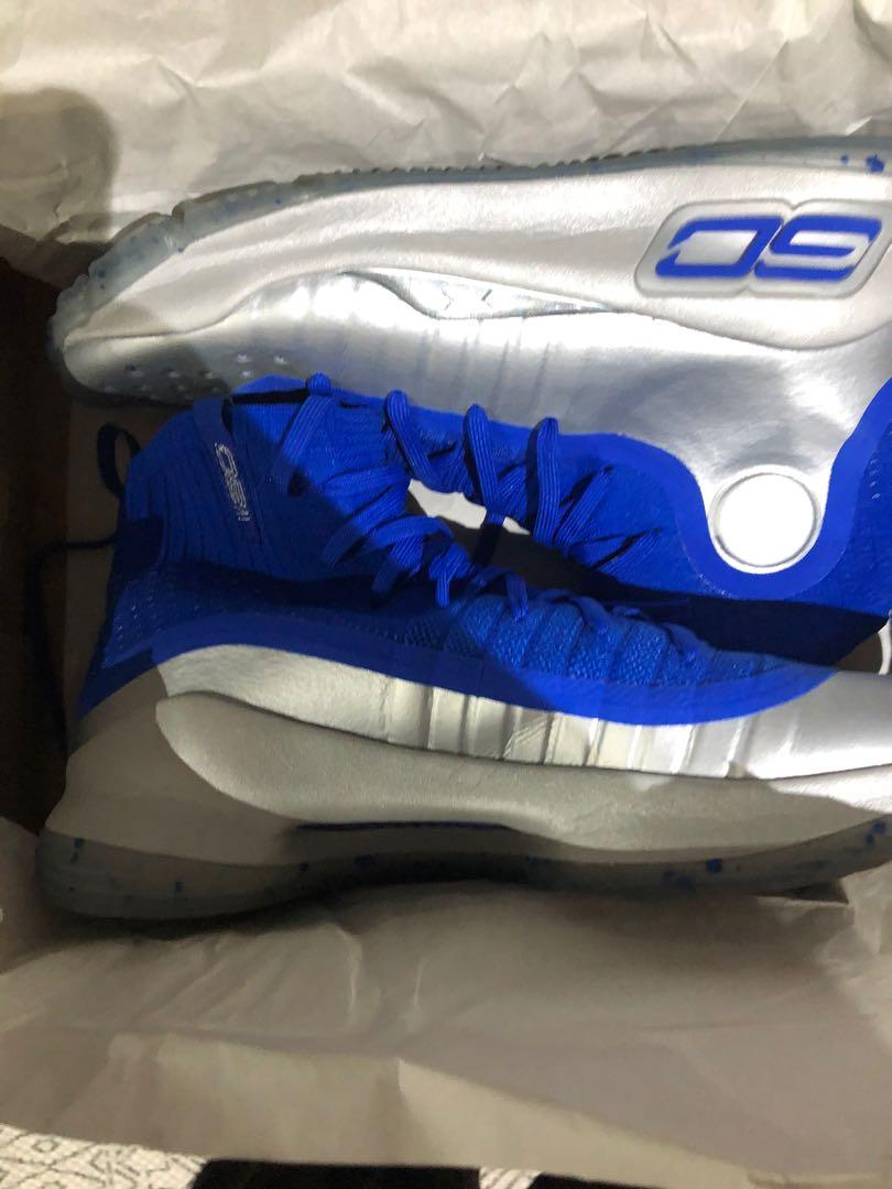 Brand new Steph Curry shoes
