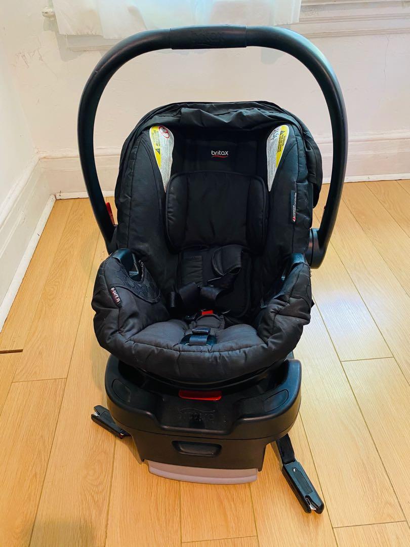 B-safe 35 Infant car seat raven GOOD CONDITION