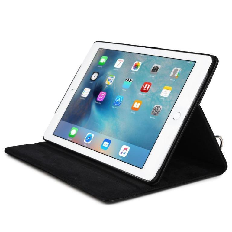 Cooper Magic Carry II Pro Premium Shoulder Strap iPad 9.7'' Folio Case