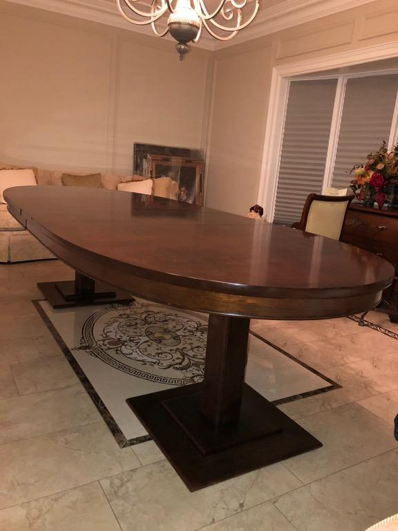 Dining Room Table by THOMASVILLE/MOBILIA