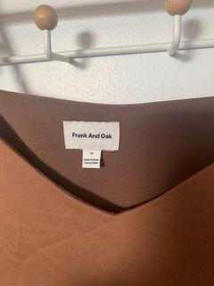 Frank Oak tank