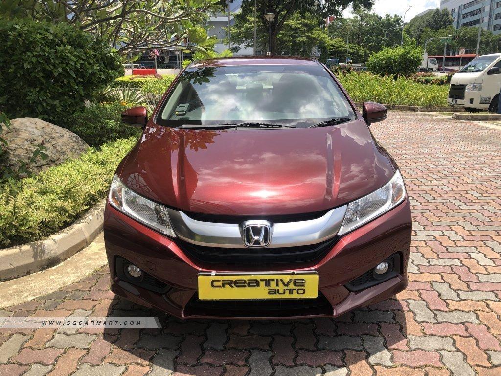 Honda City 1.5 SV Sedan i-VTEC (A)