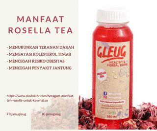 Jamu Rosela Tea