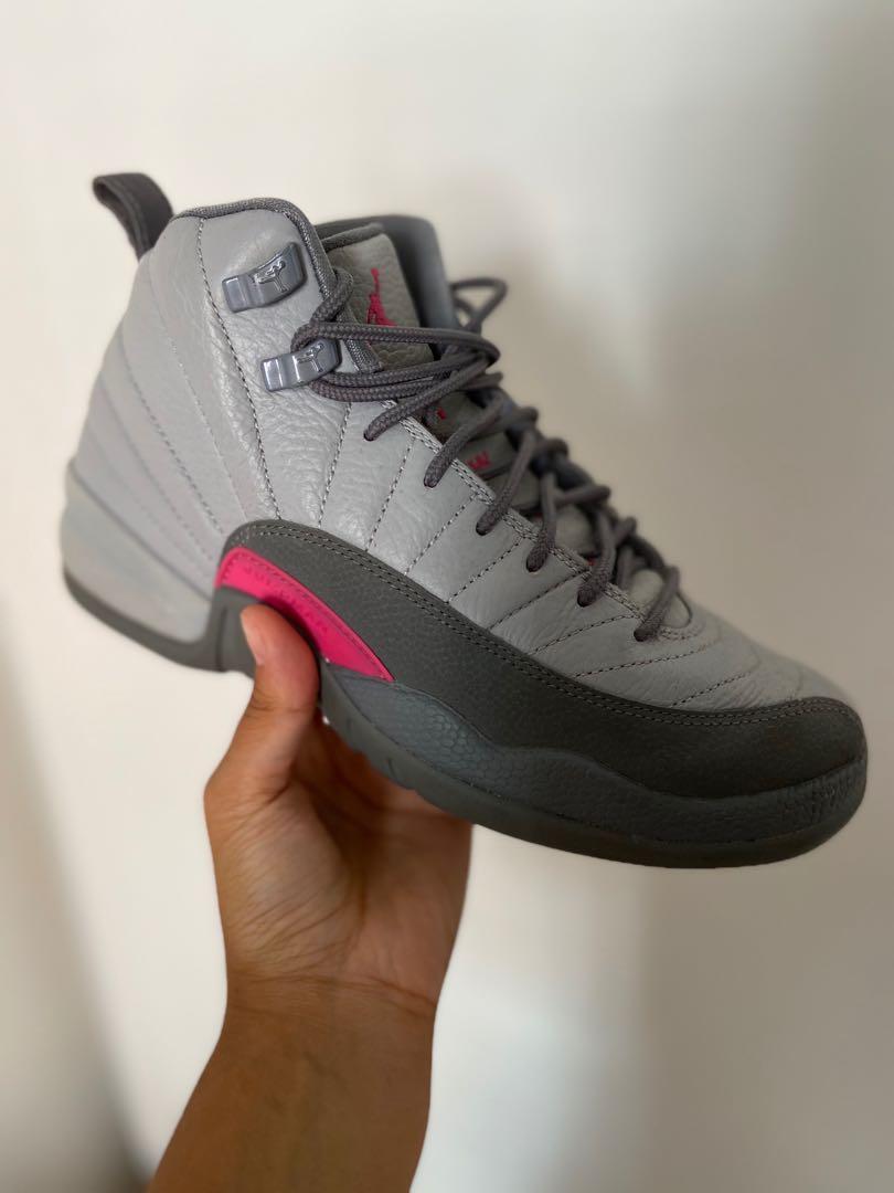 Jordan 12 Size 6 Youth