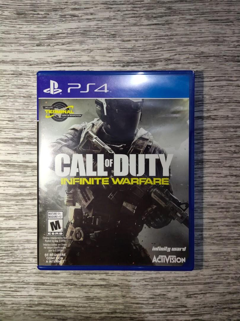 Kaset Call of Duty PS4