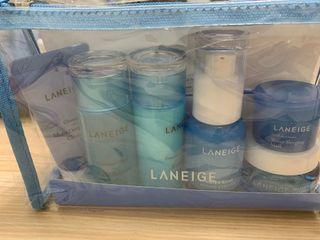 Laneige 7天清爽補濕體驗套裝