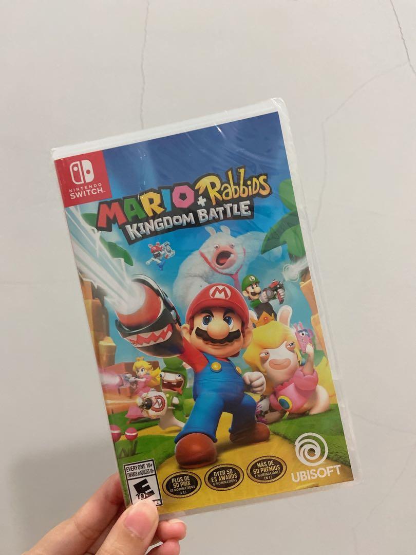 Mario+Rabbids