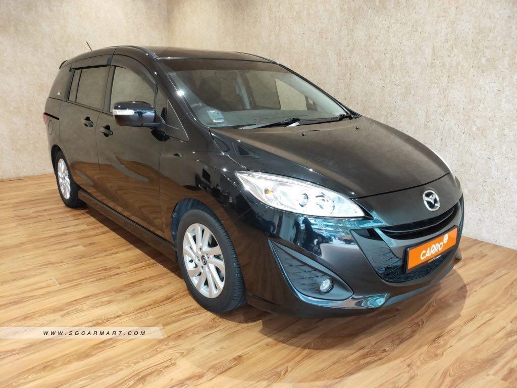 Mazda 5 2.0A Sunroof Auto