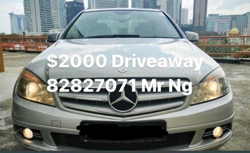Mercedes-Benz C180 CGI BlueEfficiency (A)