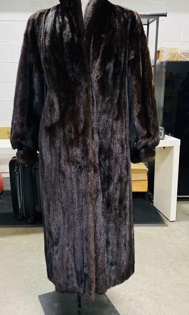 Mink coat  excellent condition