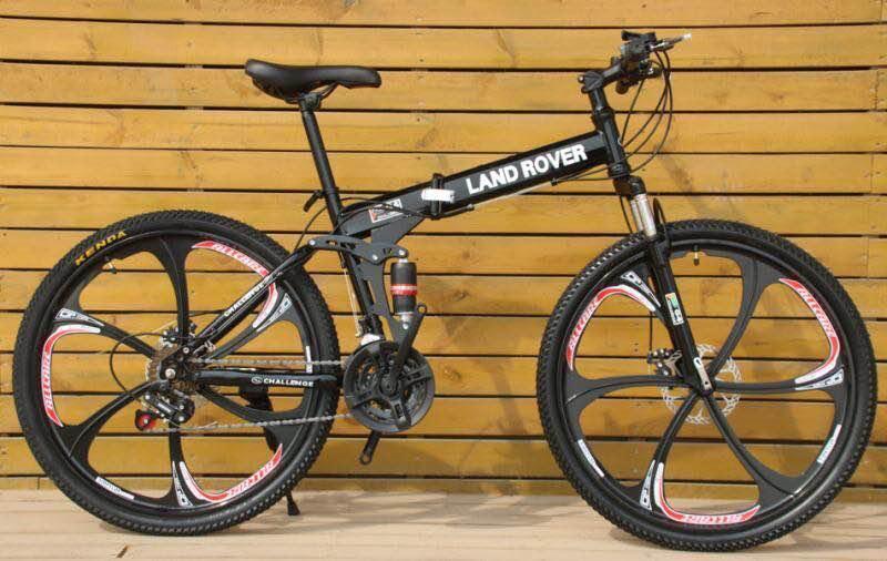 (NEW) Sepeda Lipat Landrover and Mercedes (PreOrder) (harga termasuk ongkir)