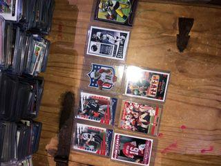 NFL Card's rookie cards
