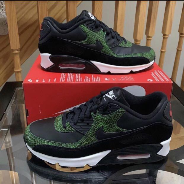 """Nike Air Max 90 """"Green Python"""""""