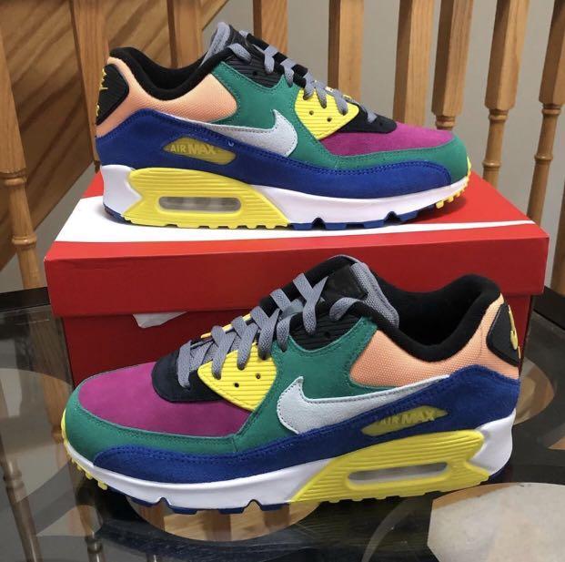 """Nike Air Max 90 """"Viotech"""""""