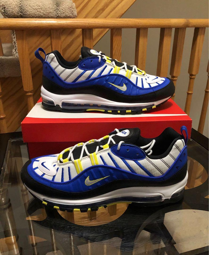 "Nike Air Max 98 ""Entourage"""