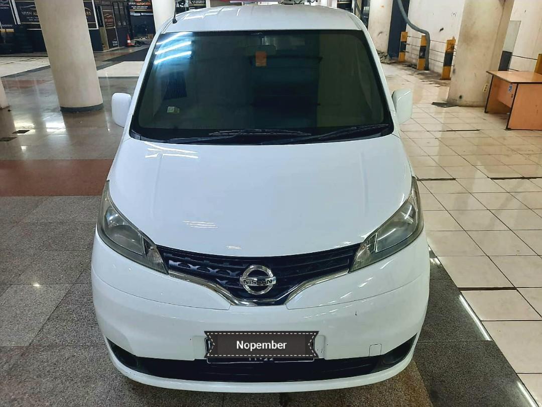 Nissan EVALIA XV 1.5 AT 2013 angs 1.5 jt