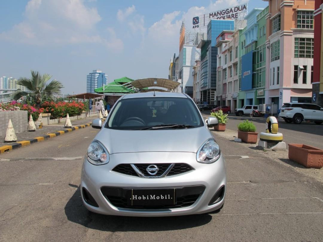 Nissan March 1.2 L Metik 2014