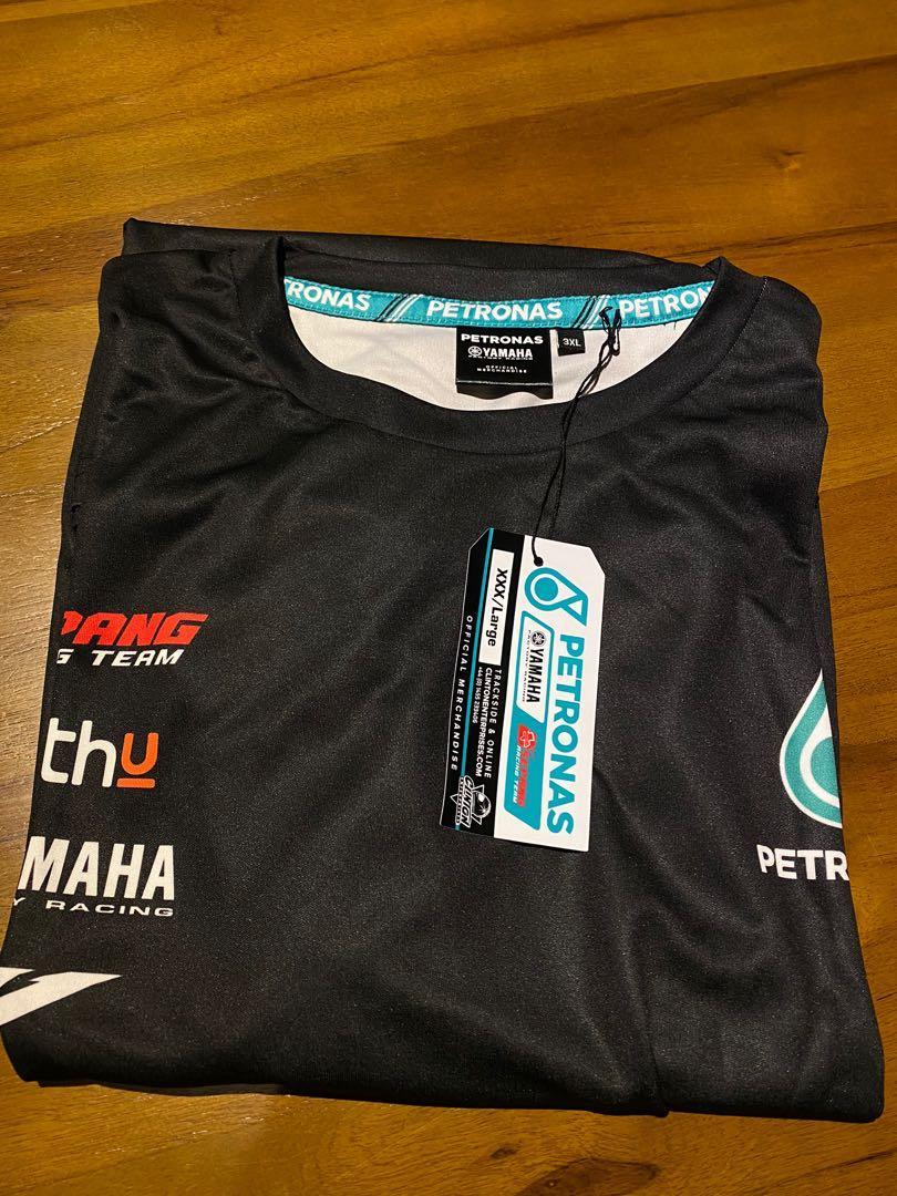 Petronas Yamaha Team All Over Print T shirt