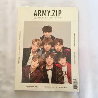 photobook army kit 4th bts