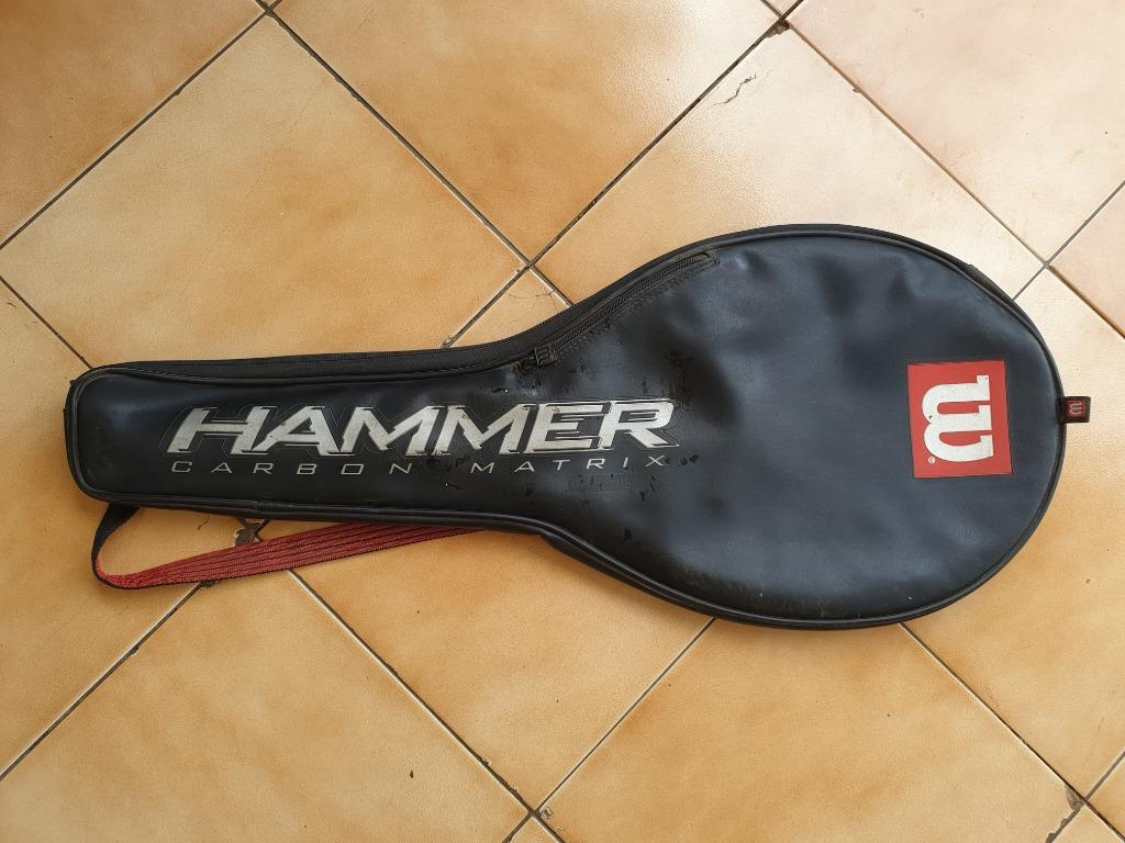 Raket Tenis Wilson Hammer 5 ORIGINAL