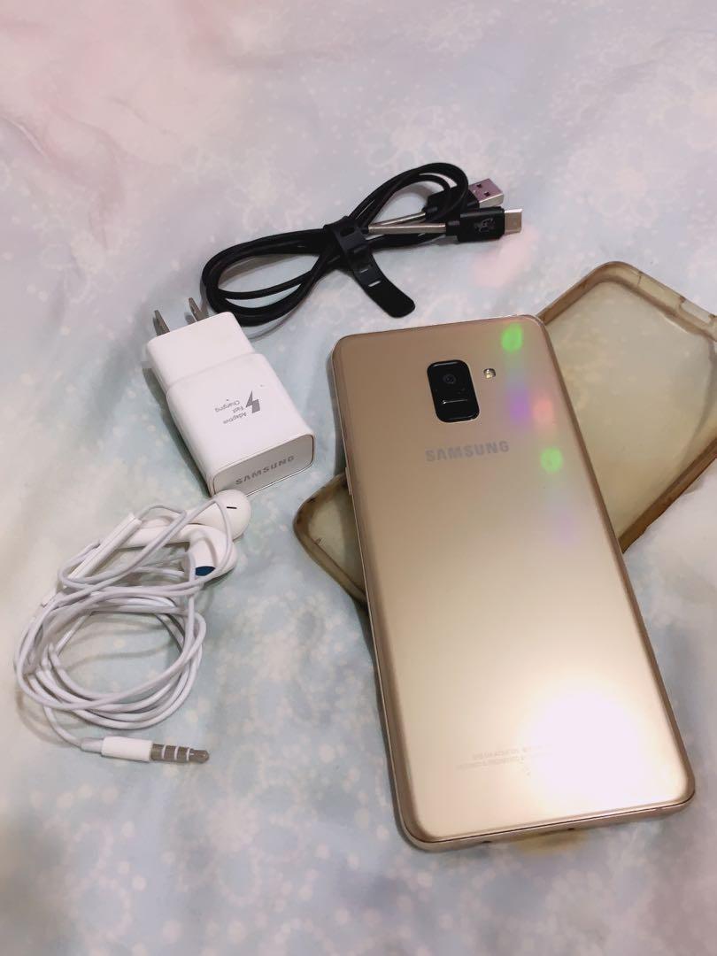 SAMSUNG Galaxy A8+ (2018) 64GB